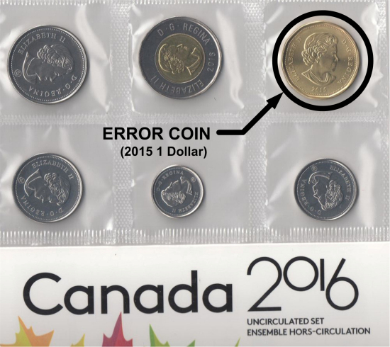 Canadian Mule Coins