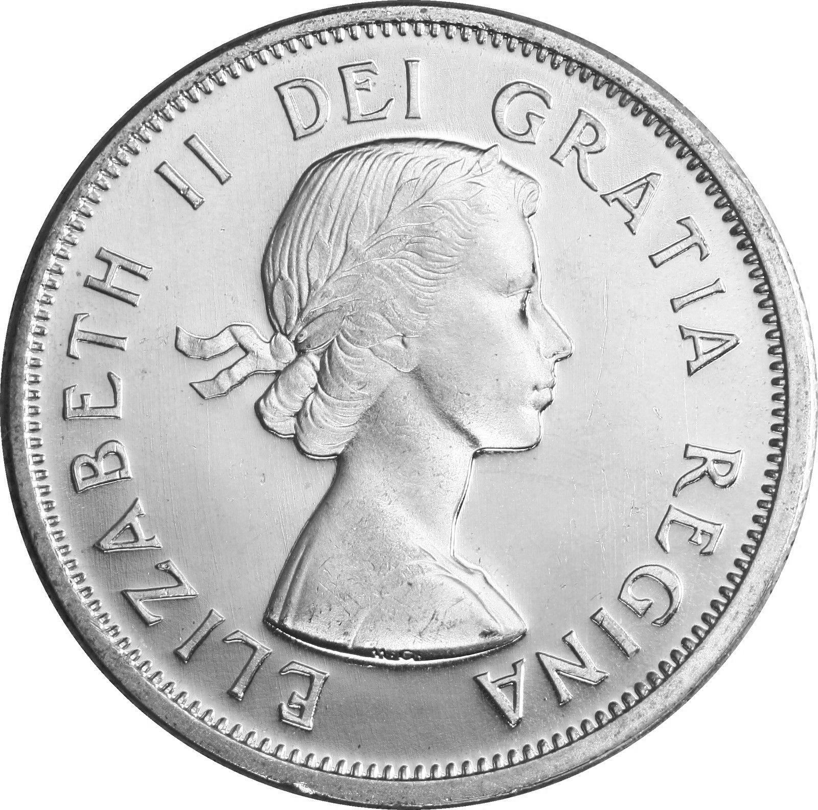 Canadian 25 Cent Obverse Design Evolution